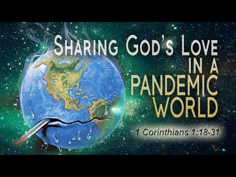 Sharing God's Love in a....