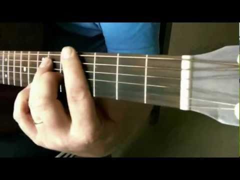 SWEET PEA-AMOS LEE EASY GUITAR TUTORIAL (+VOCAL)