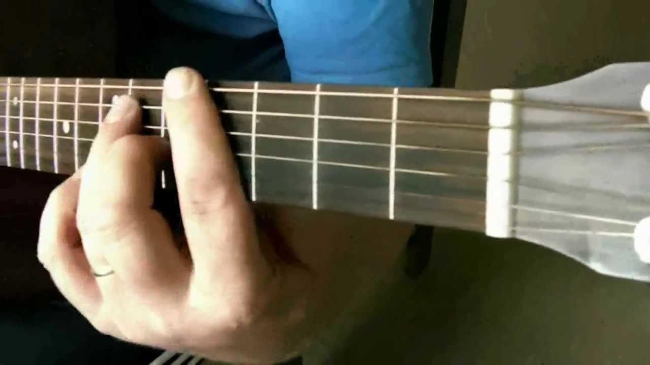 Sweet Pea Amos Lee Easy Guitar Tutorial Vocal Youtube