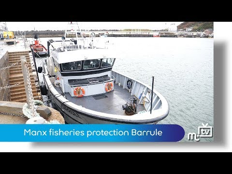 Manx Fisheries Protection Barrule