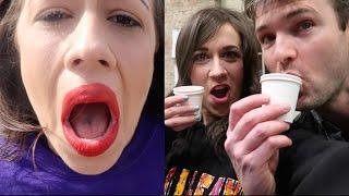 Awkward Miranda Footage, & night out in NEW O...
