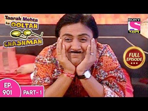 Taarak Mehta Ka Ooltah Chashmah - Full Episode 901 - Part 1 - 12th January, 2018