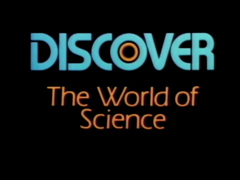 Discover the World of Science III - Mt  Saint Helens episode