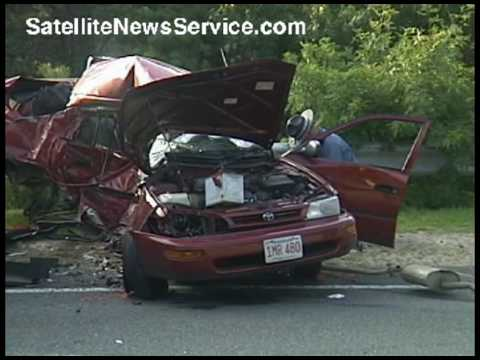 BREWSTER, MA- Teen Killed in Rt  6 Two Vehicle (08-04-09)