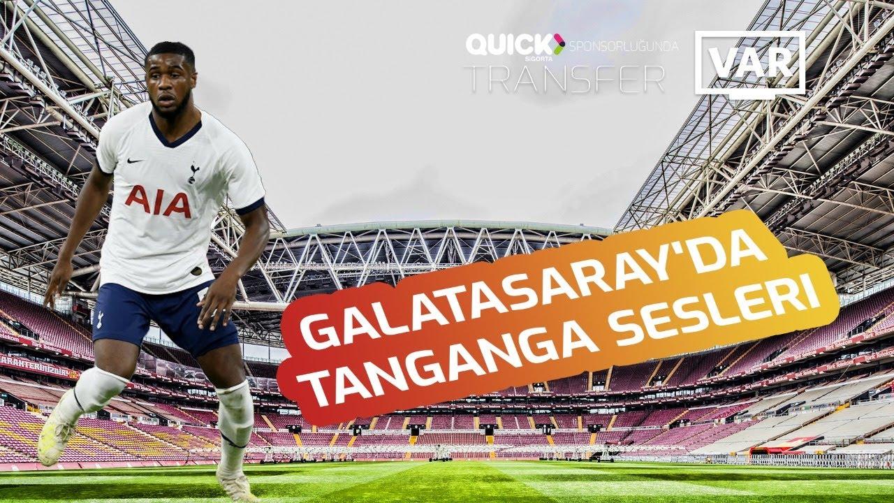Galatasaray'da Tanganga sesleri. Tüm detayları ile #TransferVAR'da...