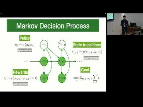 [DeepBayes] День 3, лекция 2. Сергей Бартунов. Байесовские методы в обучении с подкреплением