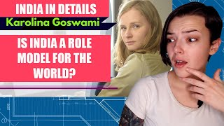 Is India a role model for the world? | REACTION | Indi Rossi