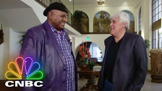 George Wallace Shows Jay What His Life Is Like As A Black comedian | Jay Leno's Garage