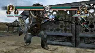 Musou Orochi Z - VS Mode Gameplay