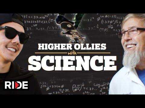 Pop Higher Ollies With Science - Spencer Nuzzi & Paul Schmitt