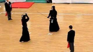 結果の詳細は、LET'S KENDOにて!! http://www.letskendo.com/gemes/101103/01.html ※58th All Japan Kendo Championships 【1st ...