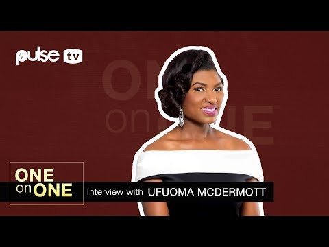 One-On-One With Nollywood Star Ufuoma McDermott | Pulse TV