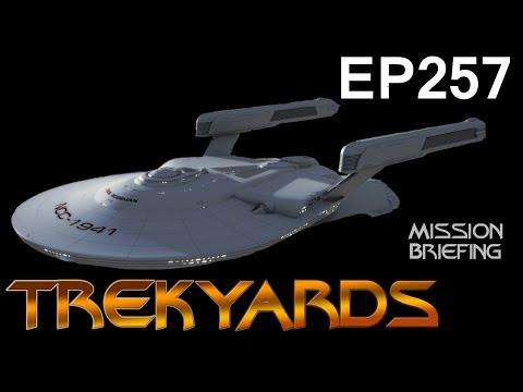 Trekyards EP257 - USS Bozeman