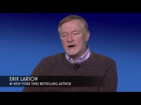 Erik Larson on the Lusitania, suspenseful nonfiction and DEAD WAKE