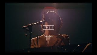 """SHE'S - Your Song【Live Movie(「Sinfonia """"Chronicle"""" #2」 at 中野サンプラザ)】"""