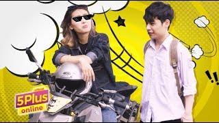 5Plus Online | Đưa Chồng Đi Thi | Tập Full | Phim Hài 2018