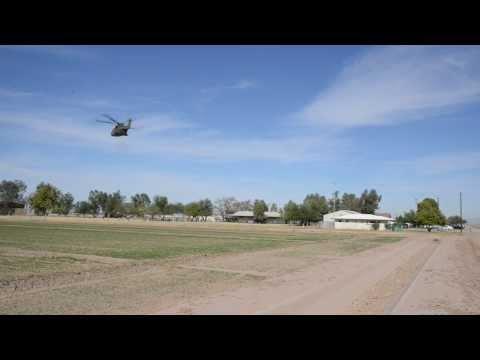 Med Helikopter I Skole