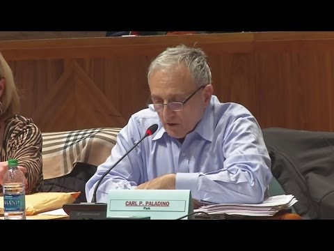 Buffalo School Board considers cost of legal defense in state hearing to oust Carl Paladino