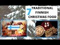- What are the Finnish Traditional Christmas Food? Finland Christmas Food! Jouluruoka!