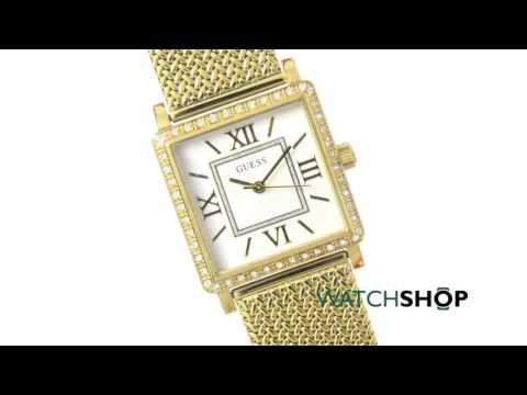 Guess Ladies' Highline Watch (W0826L2)