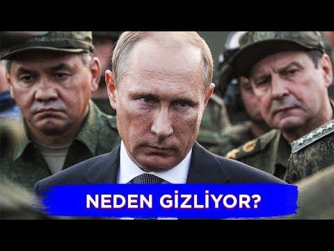 PUTİN ONLARI SIR GİBİ SAKLIYOR (Putin Kimdir)