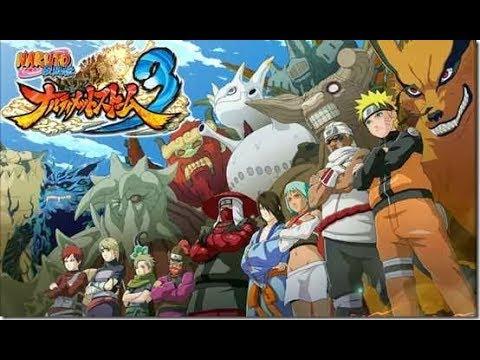 Files for Naruto Shippuden: Ultimate Ninja Storm 3 Full Burst