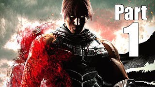 Ninja Gaiden 3 Razor's Edge Gameplay Walkthrough Part 1- Day 1: London, UK & Day 2: Deserted City