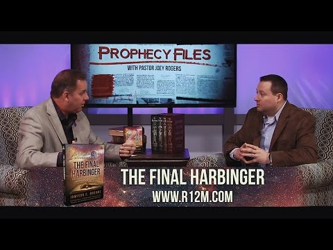 "The Sign of Revelation 12 | New Book ""The Final Harbinger"" based on over 3 Years of Study"