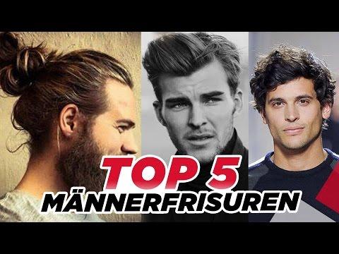 TOP 5 Männerfrisuren // Thats ME