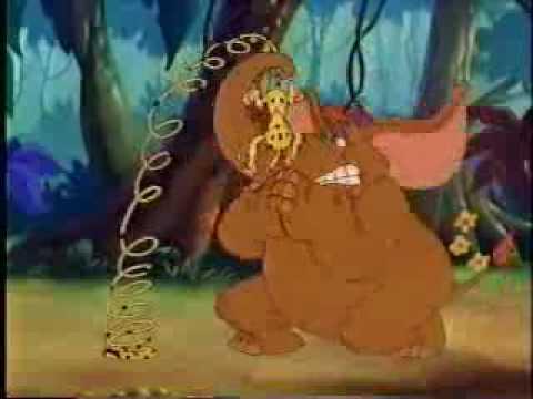 Disney's Marsupilami - Mars' Problem Pachyderm