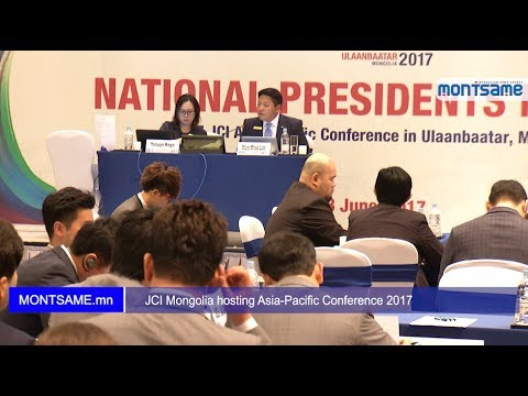 JCI Mongolia hosting Asia Pacific Conference 2017