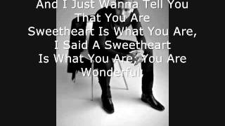 chris brown sweetheart lyrics new song 2011