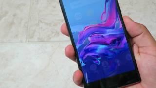 Sony Xperia XZ Premium Deep Sea Black 4GB RAM 64GB ROM Overview 4K | The Best Sony Smartphone