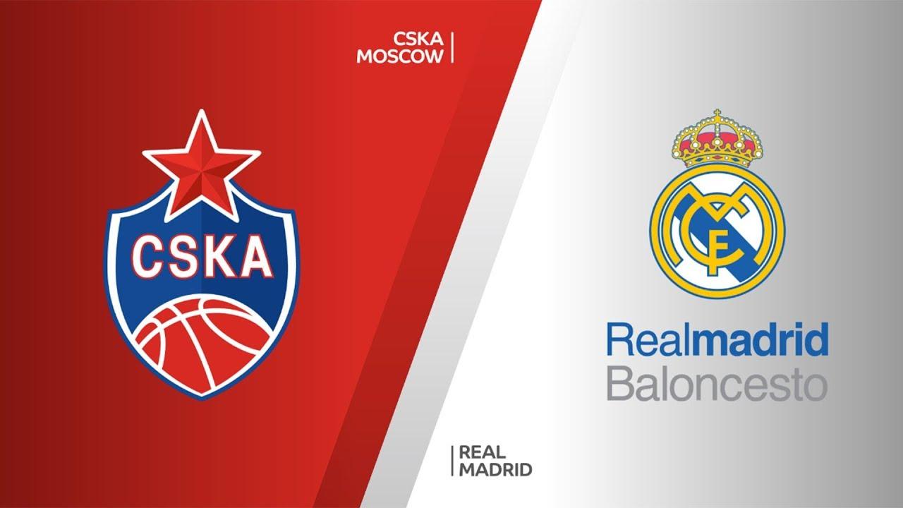 ÖZET | CSKA Moscow - Real Madrid  Videosu