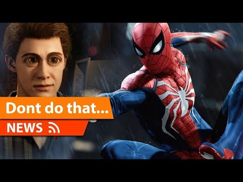 Marvel Comics vs Insomniac & Spider-Man PS4 Storyline