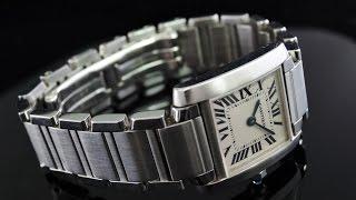 http://creaf.jp/account/000541.html カルティエ Cartier タンクフランセーズSM クオーツ Mp3