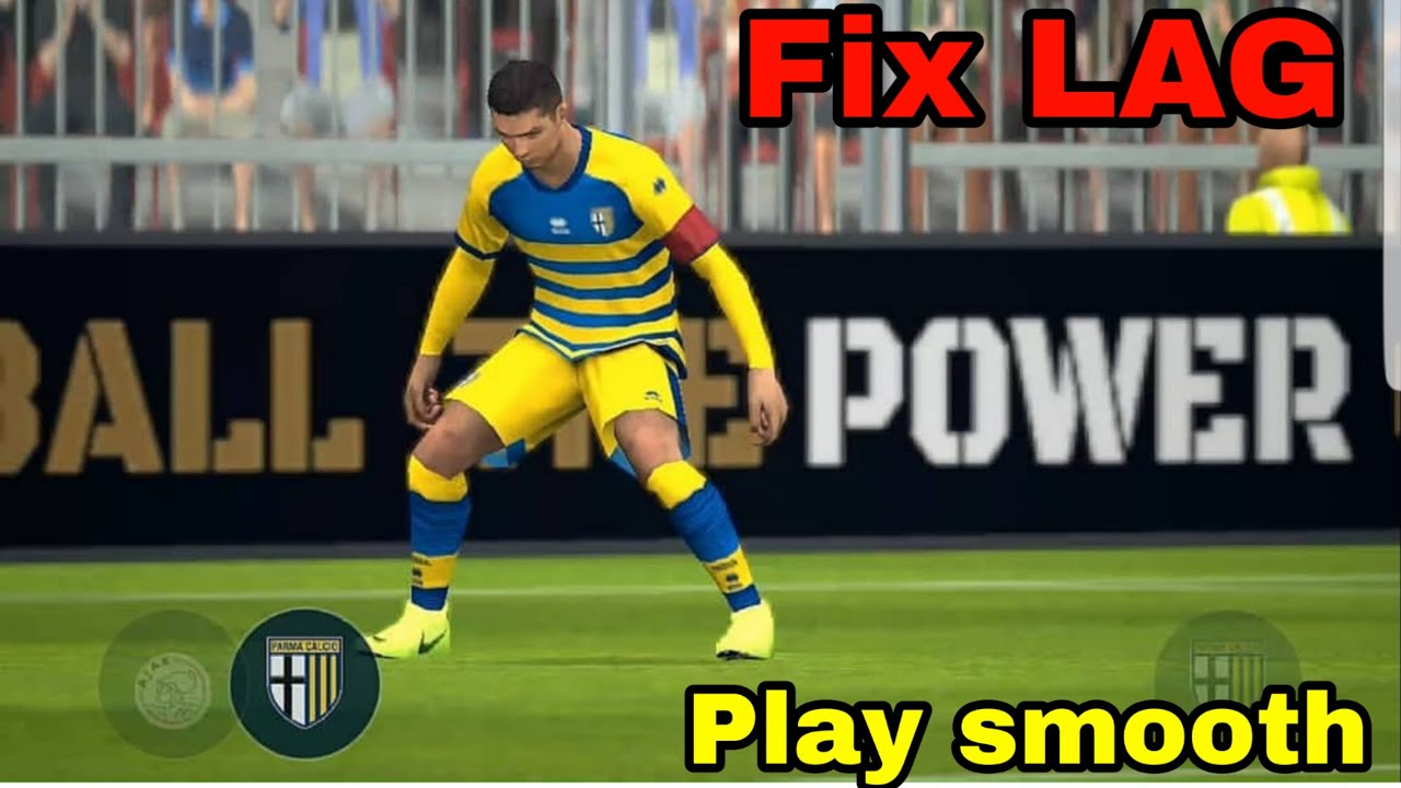 how to fix LAG in pes 2019 mobile | you must try it 🔥