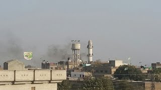 Pakistani mob attacks Ahmadiyya Mosque in Dulmial, Chakwal BBC Urdu