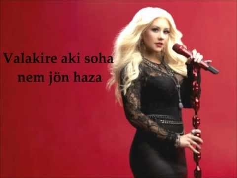 Christina Aguilera - Just A Fool magyar felirattal