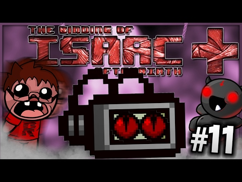 The Binding of Isaac: Afterbirth+: GOLDEN RINGS OF GREED! (Episode 11 - Greedier)