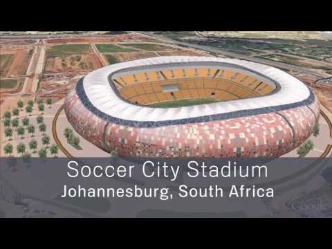 Thumbnail: South Africa Stadiums in 3D