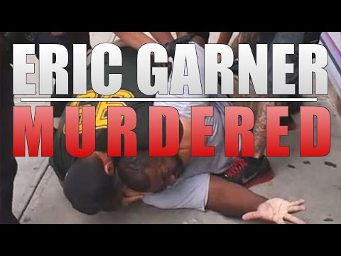 Coroner Rules Eric Garner was Murdered