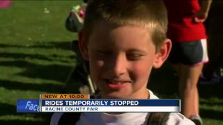 Racine Co. Fair has similar ride that left one dead in Ohio