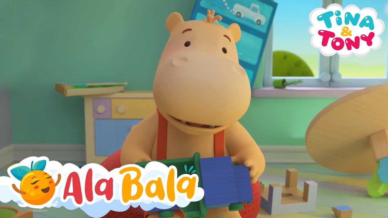 Tina și Tony - Nu-i ziua noastra (Ep.49)  Desene dublate în română pentru copii   AlaBala