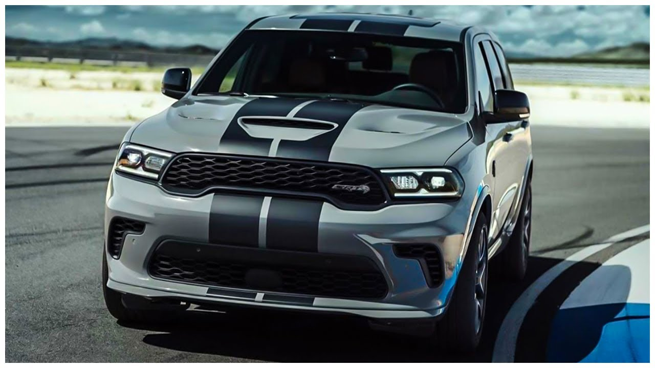 2021 DODGE DURANGO HELLCAT CONFIRMED... WHAT ABOUT REDEYE ...