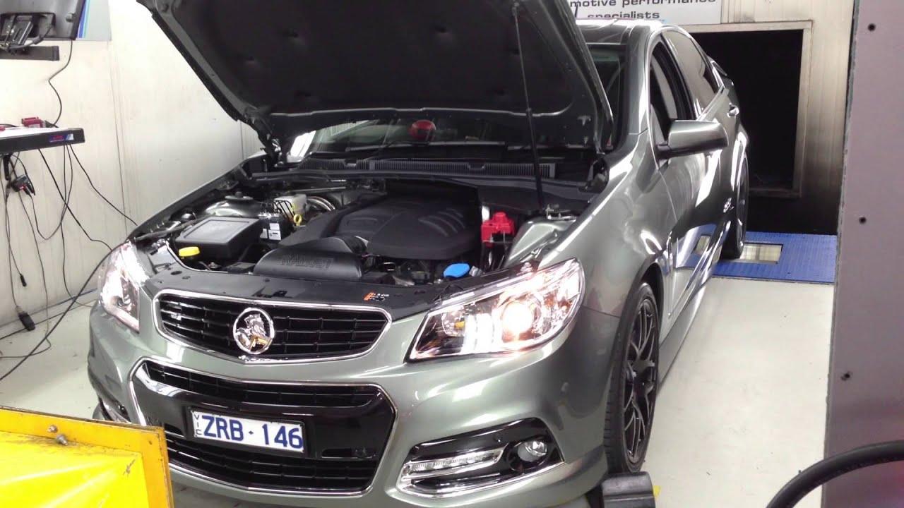 Holden vf ssv redline youtube vanachro Images