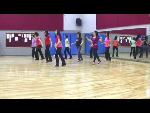 Love Song - Line Dance (Dance & Teach in English & 中文)