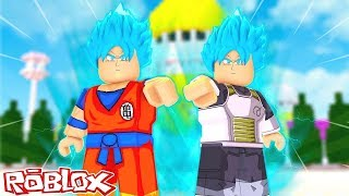 I ENTERED THE NEW TOURNAMENT OF POWER IN ROBLOX! -DRAGON BLOX