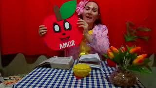 Gambar cover Historinha com Tia Rose - Fruto Do Espírito -( Amor)