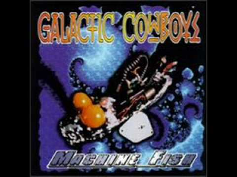Galactic Cowboys - Red Sun